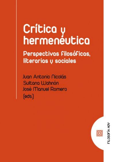 Crítica y Hermenéutica