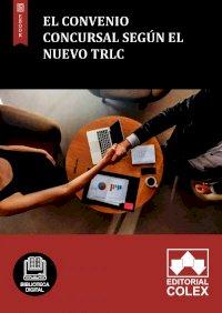 El convenio concursal según el nuevo TRLC