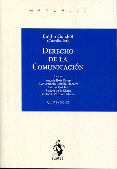 Derecho de la Comunicación 2018
