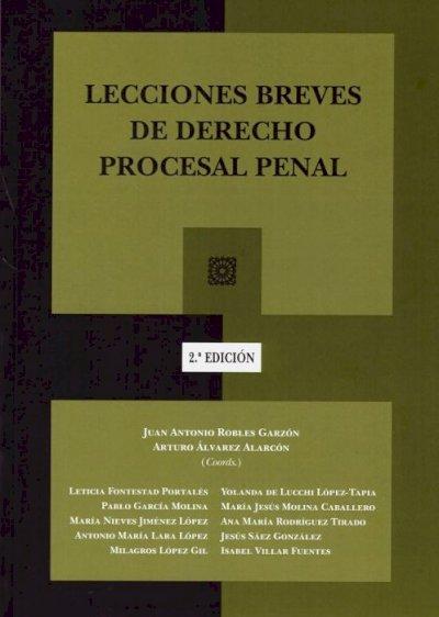 Lecciones breves de derecho procesal penal