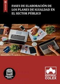 Fases de elaboración de los Planes de igualdad en el sector público