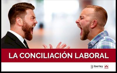 CURSO SOBRE CONCILIACIÓN LABORAL
