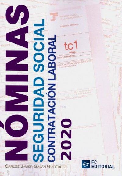 Nóminas, seguridad social, contratación laboral 2020