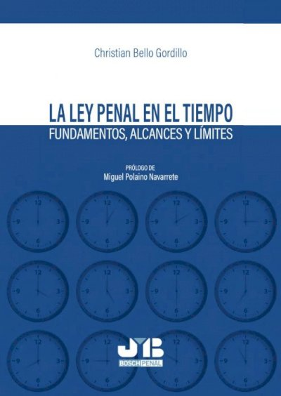 Ley penal en el tiempo