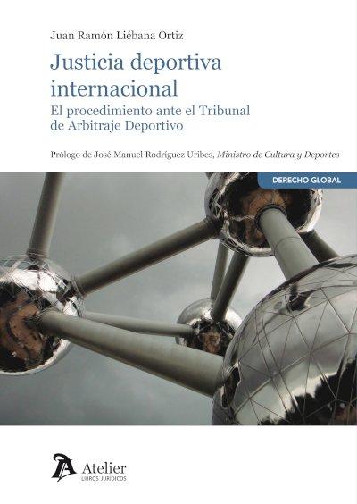 Justicia deportiva internacional