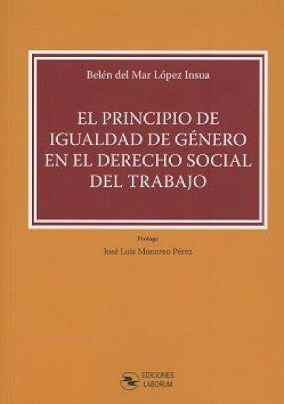 Principio de Igualdad de Género en el Derecho Social del Trabajo