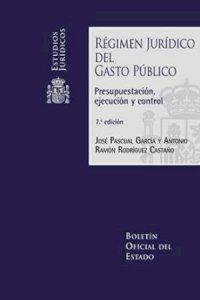 Regímen Jurídico del gasto público