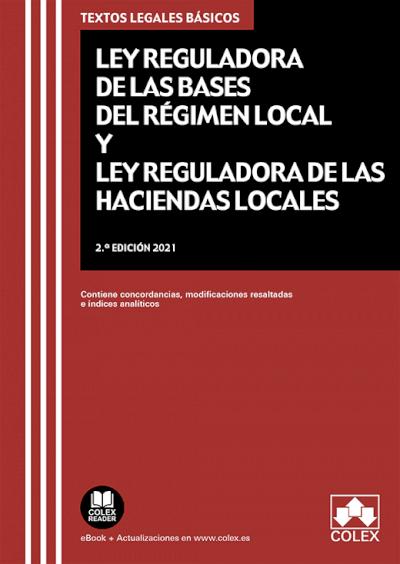 Código de Bases de Régimen Local y de Haciendas Locales