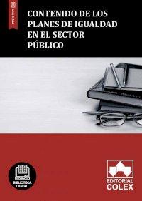 Contenido de los Planes de igualdad en el sector público