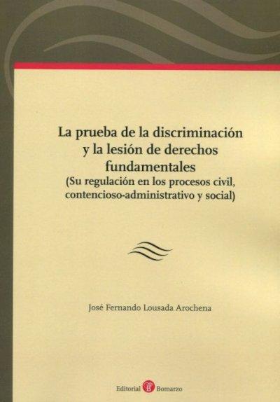 La Prueba de la discriminación y la lesión de los derechos fundamentales