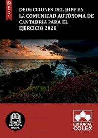 Deducciones del IRPF en la Comunidad Autónoma de Cantabria para el ejercicio 2020