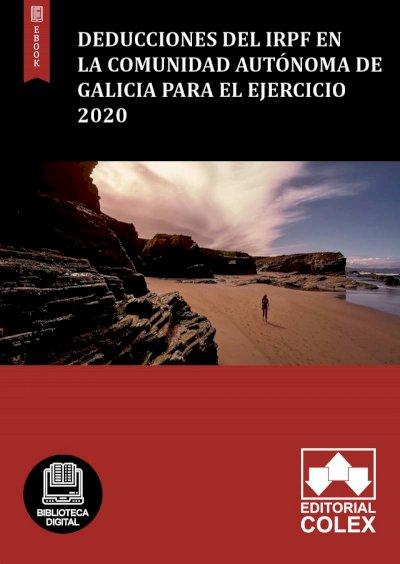 Deducciones del IRPF en la Comunidad Autónoma de Galicia para el ejercicio 2020
