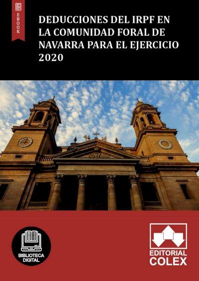 Deducciones del IRPF en la Comunidad Foral de Navarra para el ejercicio 2020