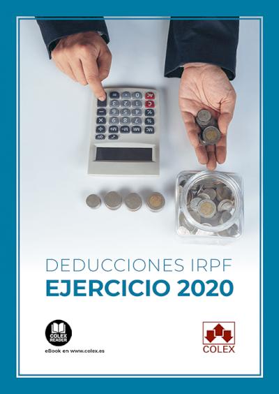 Deducciones IRPF ejercicio 2020