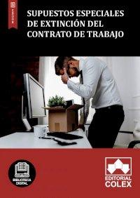 Supuestos especiales de extinción del contrato de trabajo