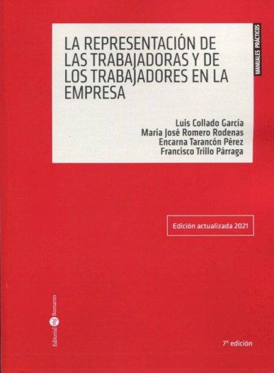 La representación de las trabajadoras y de los trabajadores en la empresa