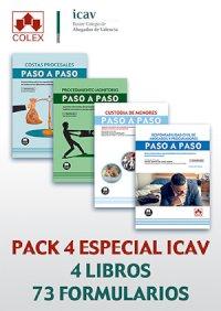 PACK ESPECIAL - PROMOCIÓN COLEGIAD@S ICAV