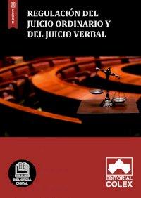 Regulación del juicio ordinario y del juicio verbal
