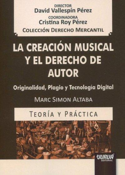 La creación musical y el derecho de autor