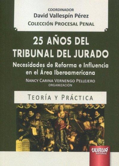 25 años del Tribunal del Jurado