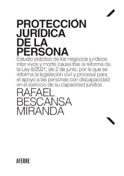 Protección jurídica de la persona