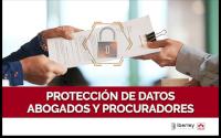 CURSO SOBRE PROTECCIÓN DE DATOS PARA ABOGADOS Y PROCURADORES