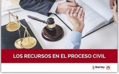 CURSO SOBRE RECURSOS EN EL PROCESO CIVIL