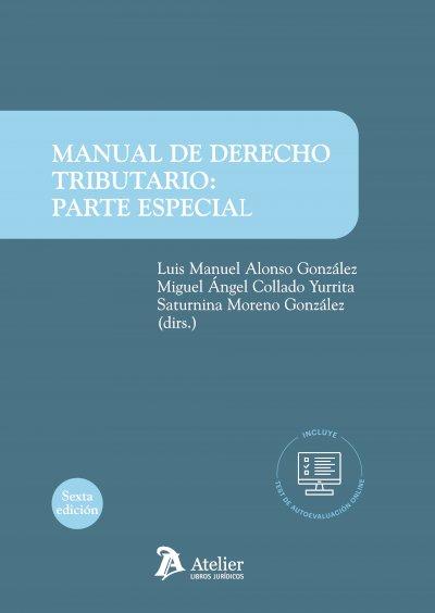 Manual de derecho tributario: parte especial
