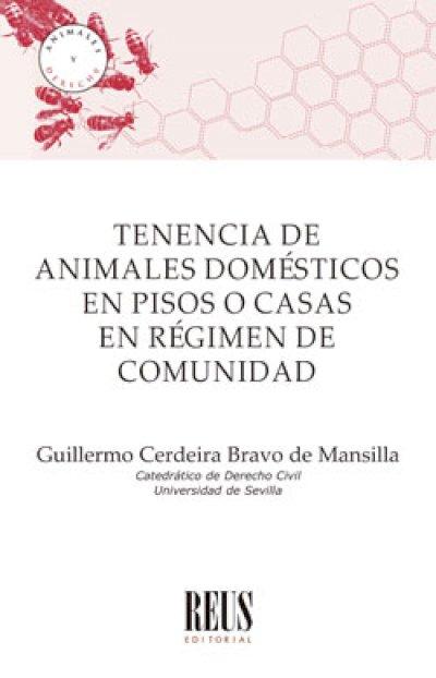 Tenencia de animales domésticos en pisos o casas en régimen de comunidad