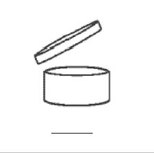 ANEXO VIII bis. Símbolo que indica el plazo de utilización de los productos cosméticos después de su apertura