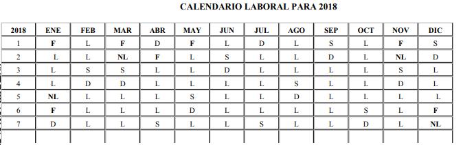 Calendario Laboral 2020 Galicia Doga.Calendario Laboral De La Construccion 2019