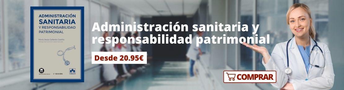 Administración Sanitaria. Editorial Colex