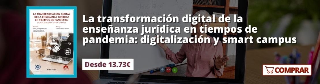 Transformación digital de la enseñanza jurídica en tiempos de pandemia