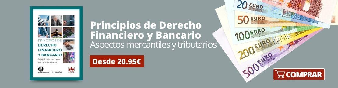 Principios Derecho Financiero. Editorial Colex.